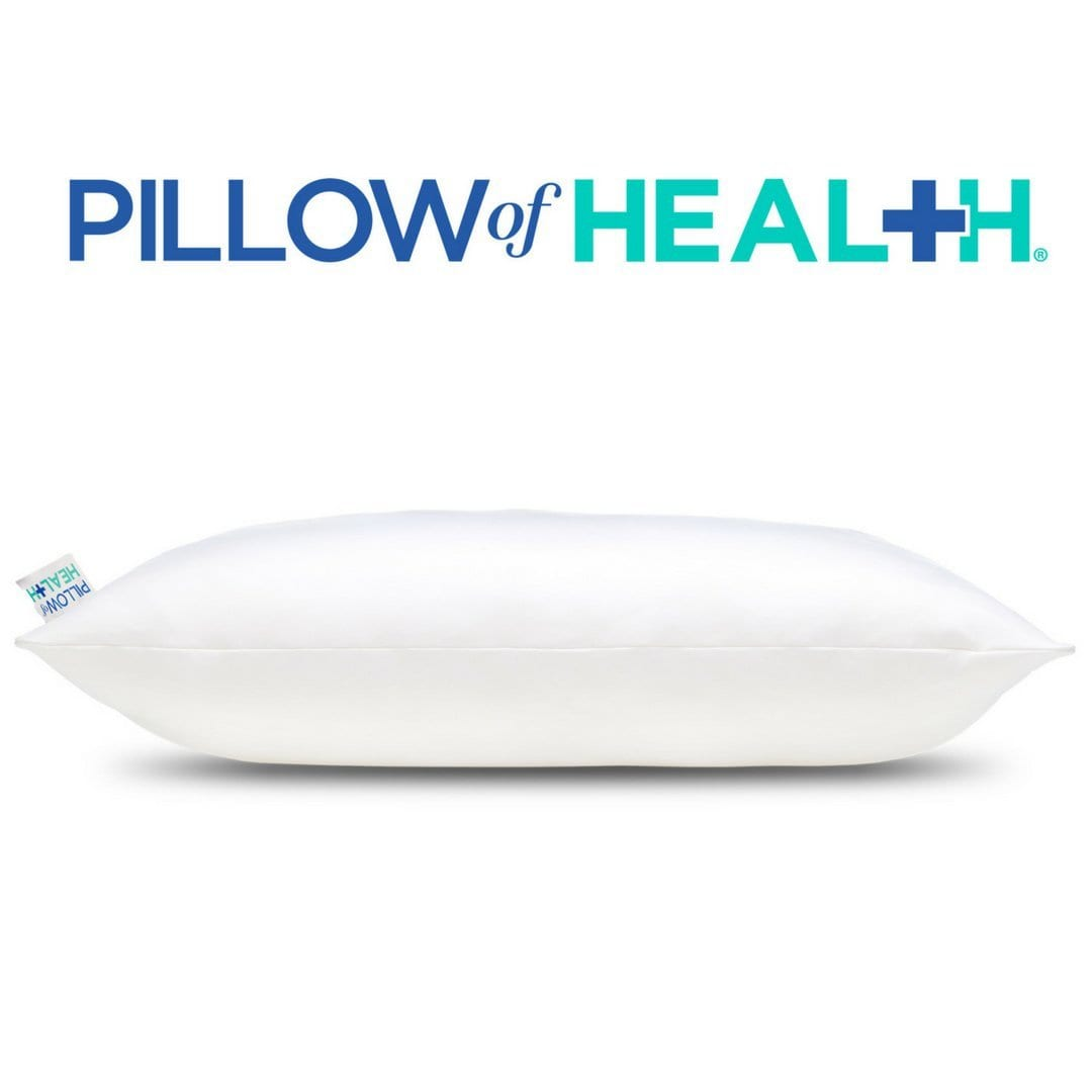 Pillow of Health The Best Memory Foam Pillow Review by www.dailysleep.org
