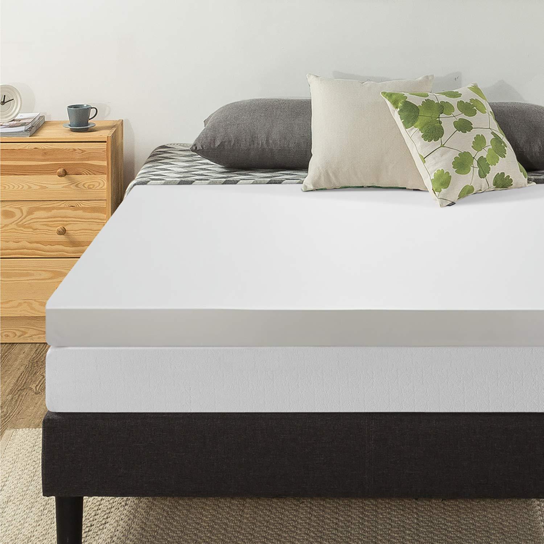 Best Price Mattress best memory foam mattress topper review by www.dailysleep.org
