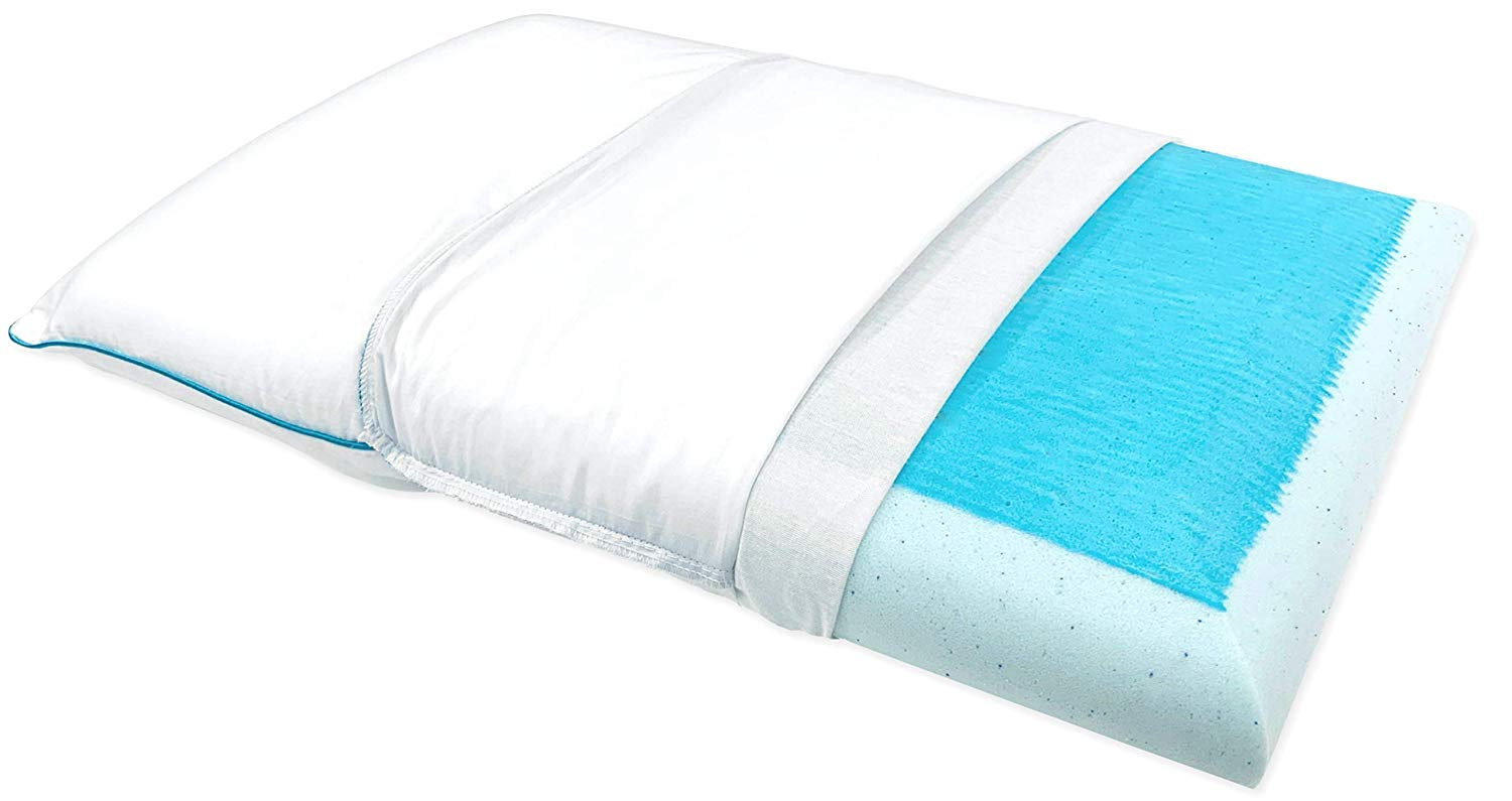 Bluewave Bedding best pillow for back sleepers review by www.dailysleep.org