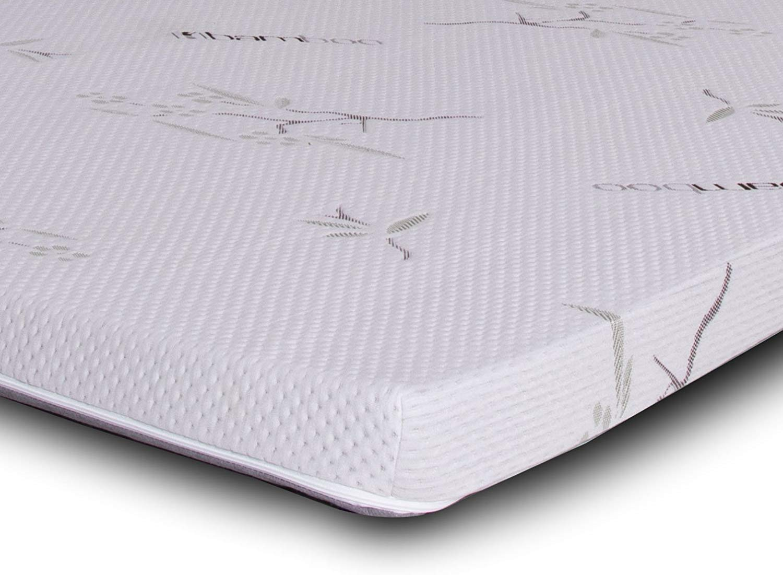 Dreamfoam Bedding latex mattress topper review by www.dailysleep.org
