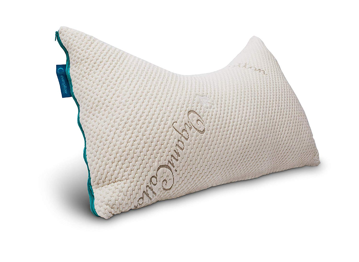Everpillow by Infinitemoon best latex pillow review by www.dailysleep.org