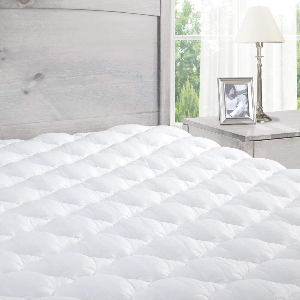 ExceptionalSheets Best Feather Mattress Topper review by www.dailysleep.org