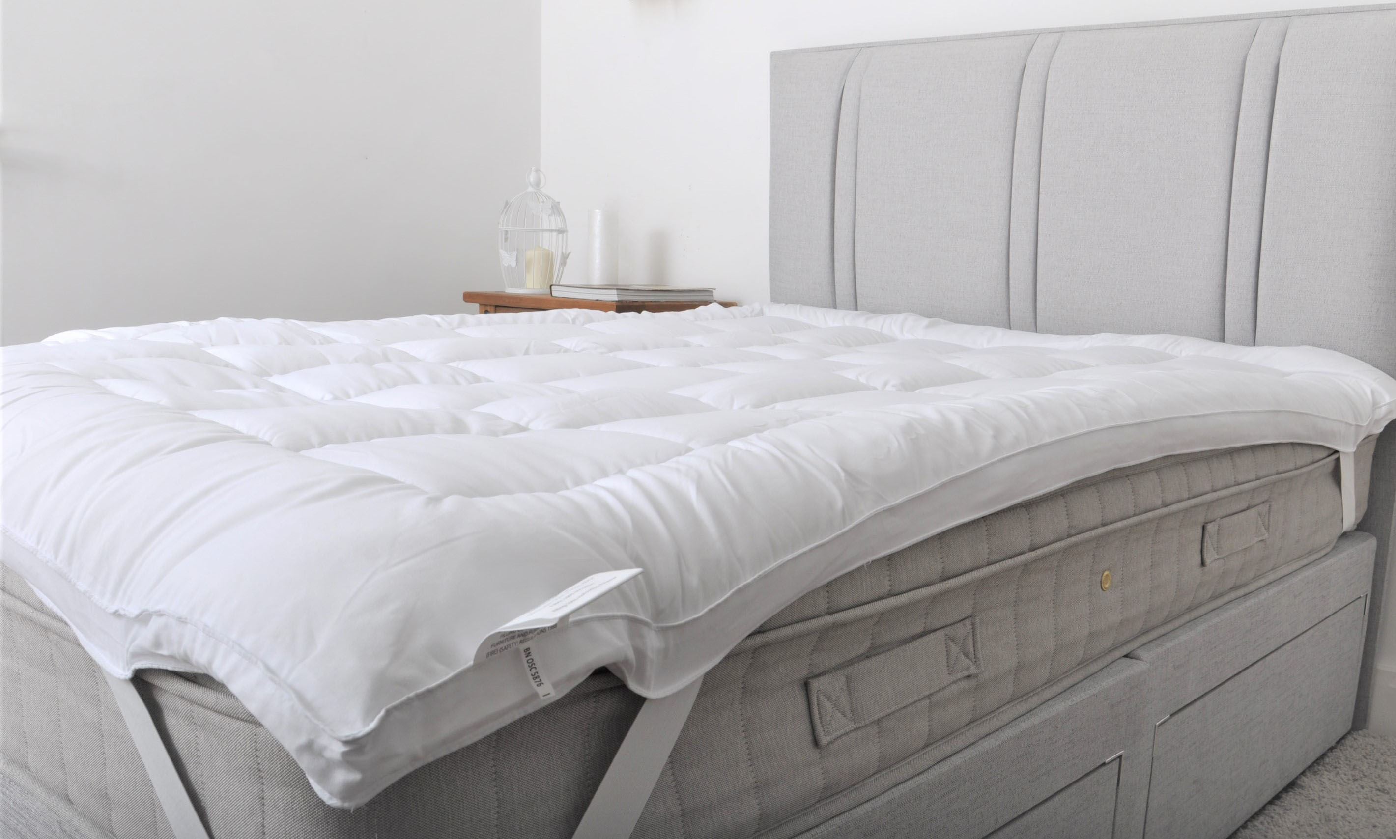 Feather Mattress Topper Reviews by www.dailysleep.org
