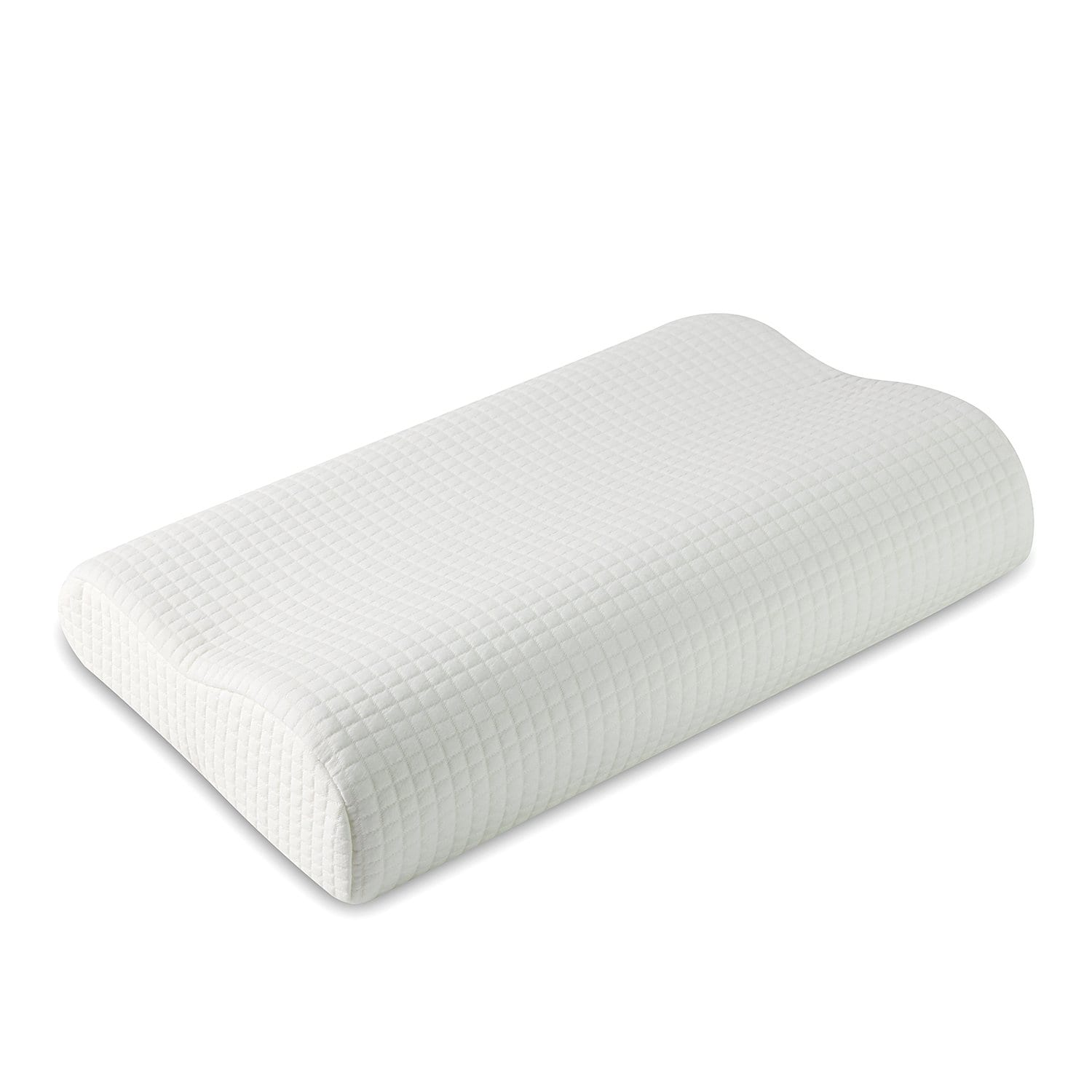 HOMGOOSE Best Contour Pillows Review by www.dailysleep.org