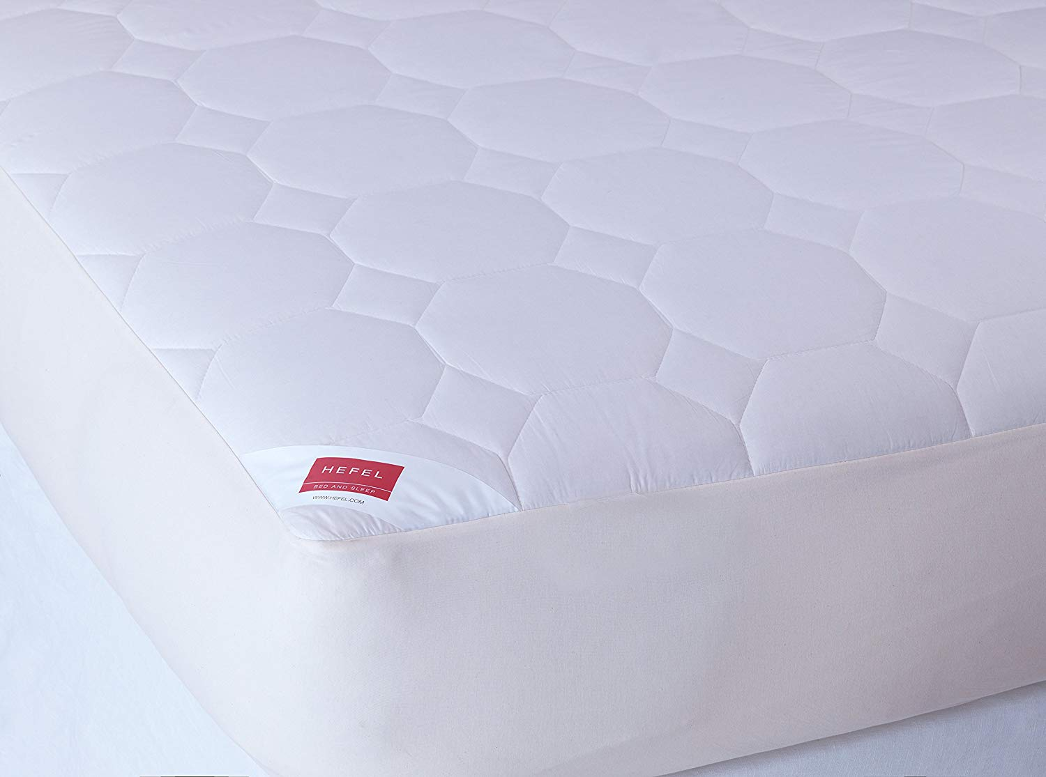 Hefel Wool Mattress Topper review by www.dailysleep.org