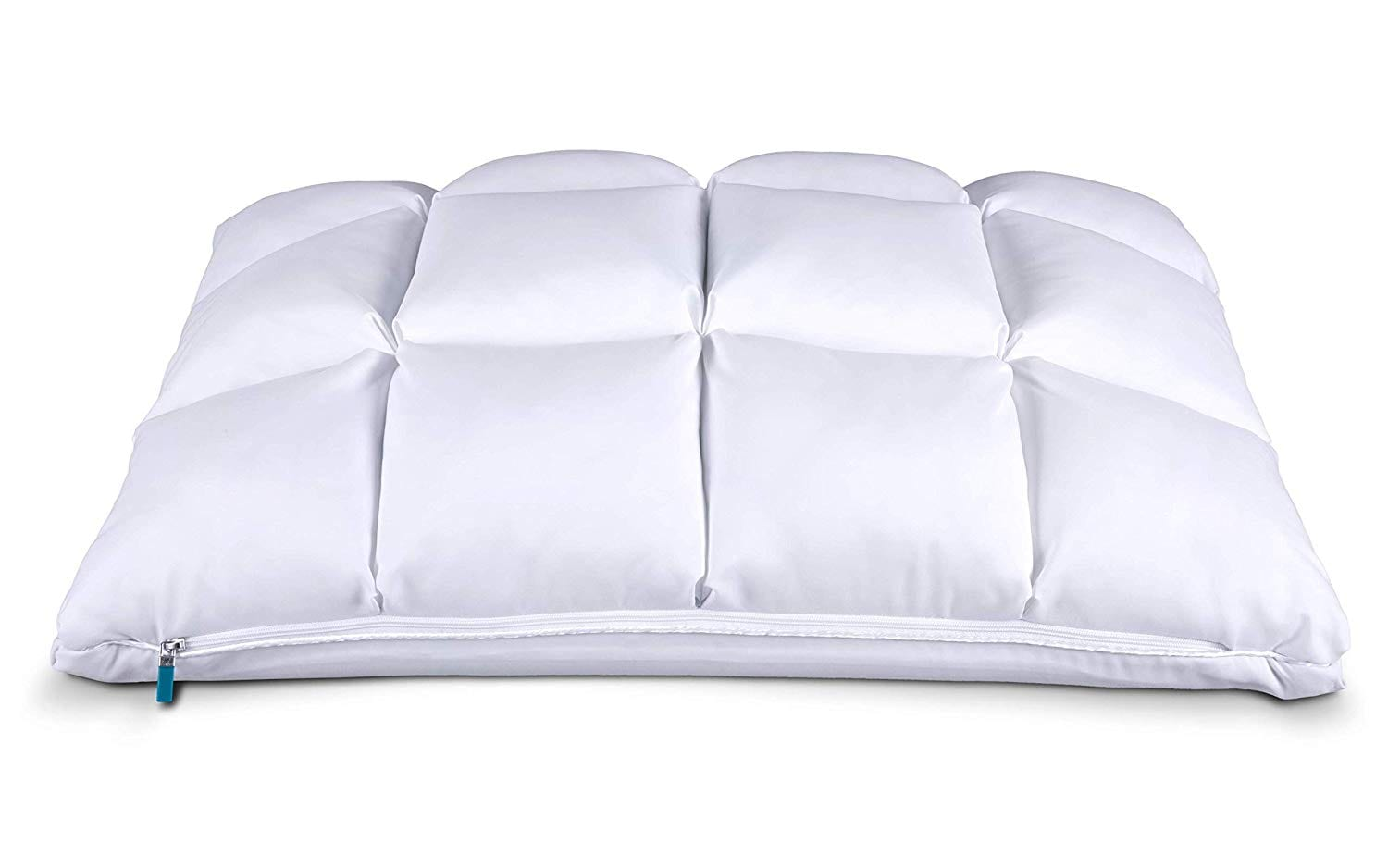 Leesa best pillow for side sleepers review by www.dailysleep.org