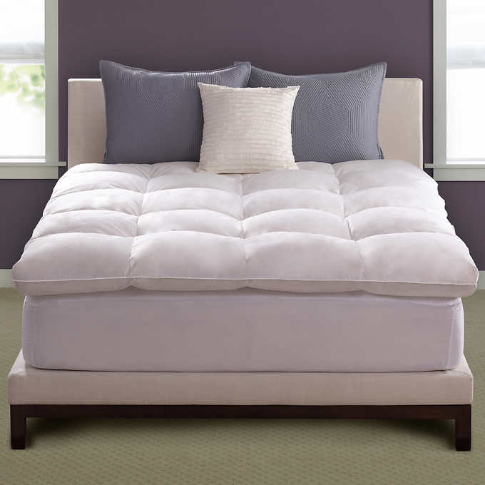 Pacific Coast Best Feather Mattress Topper review by www.dailysleep.org