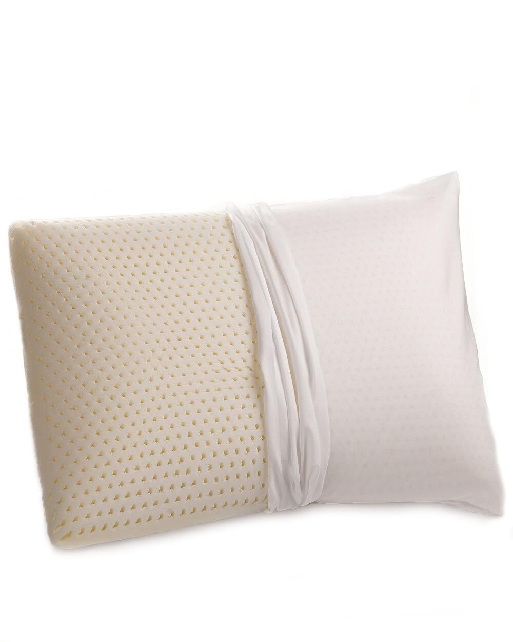 PureTree Talalay best latex pillow review by www.dailysleep.org