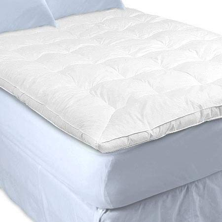 Sweet Jojo Best Feather Mattress Topper review by www.dailysleep.org