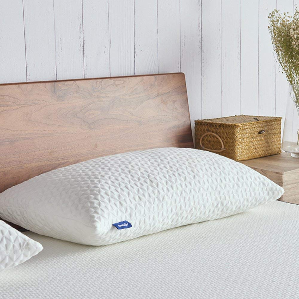 Sweetnight best pillow for back sleepers review by www.dailysleep.org