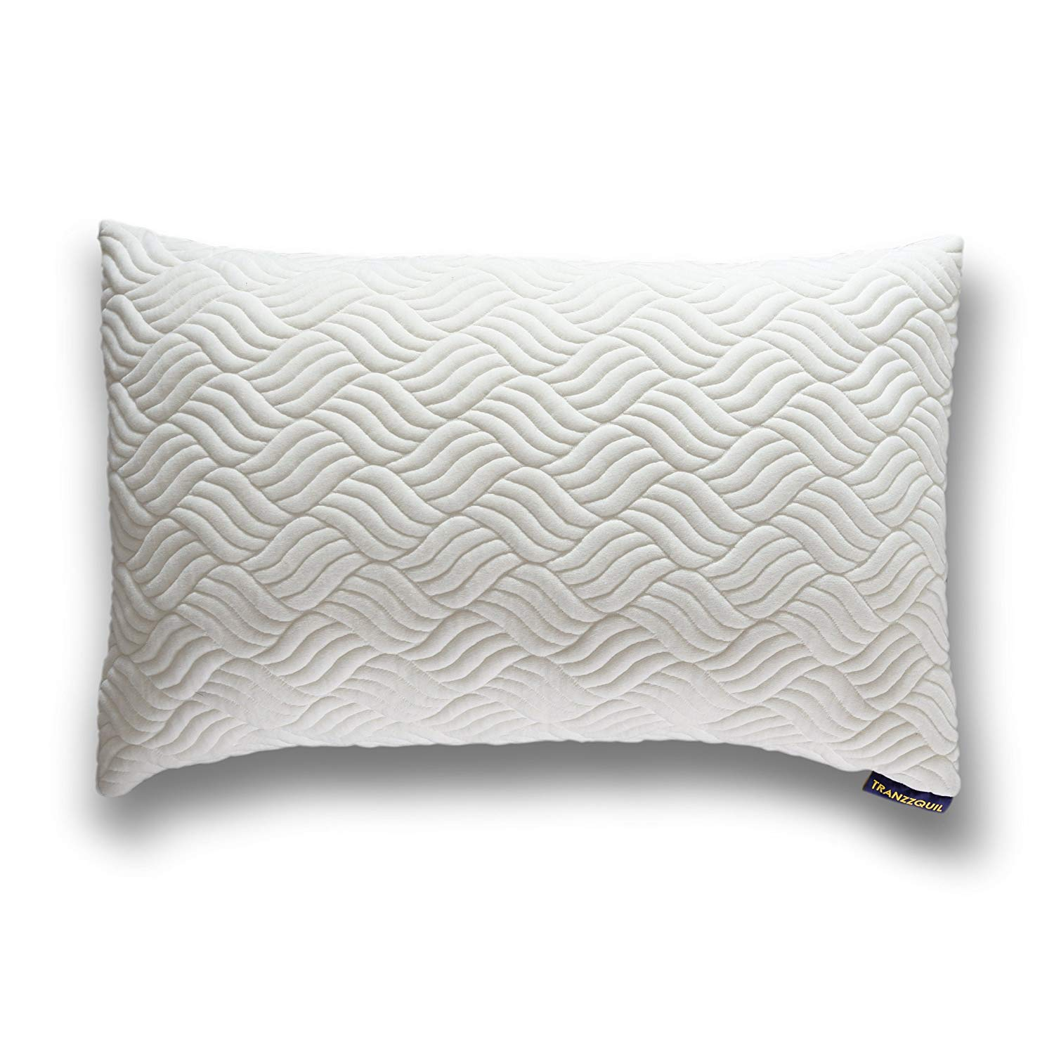 TRANZZQUIL best pillows for shoulder pain review by www.dailysleep.org
