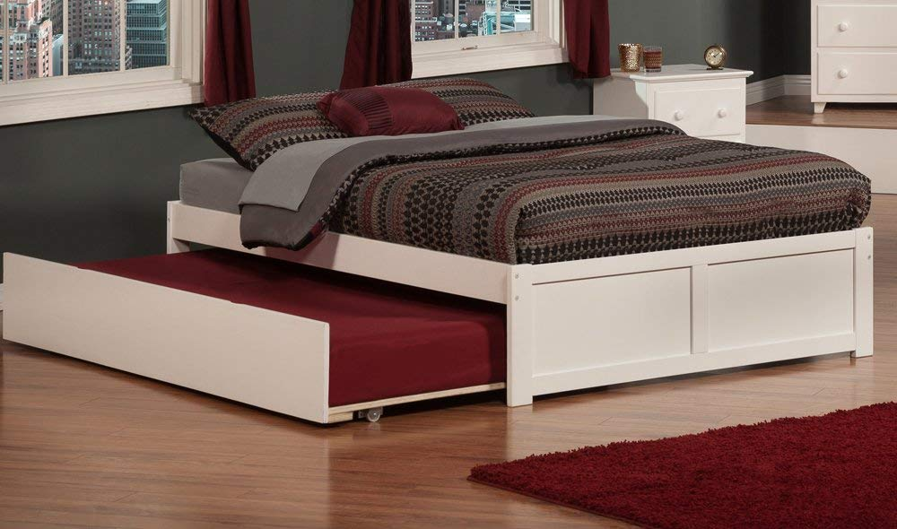 Atlantic Furniture Best Trundle Bed review by www.dailysleep.org