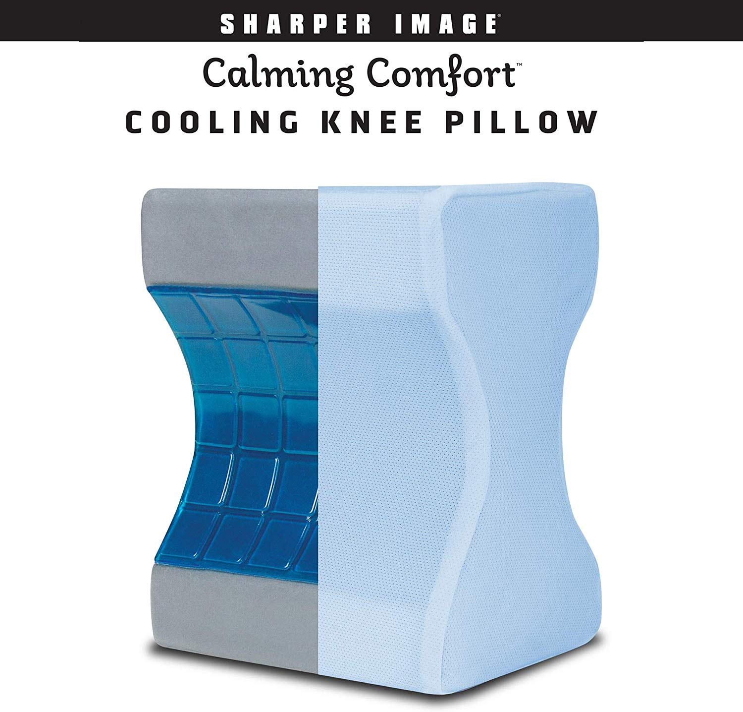Calming Comfort Best Knee Pillow review by www.dailysleep.org