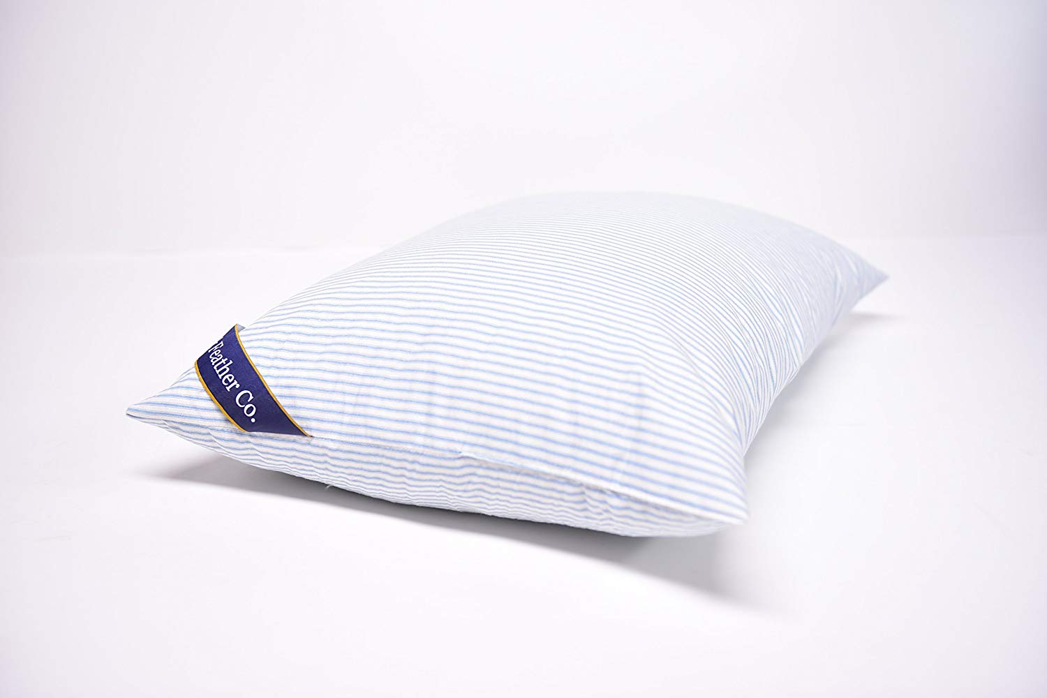 Down & Feather Co. best feather pillows review by www.dailysleep.org