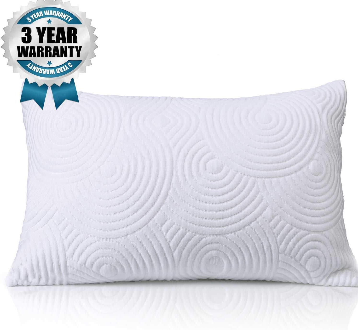 Homentality shredded memory foam pillow review and buying guide by www.dailysleep.org