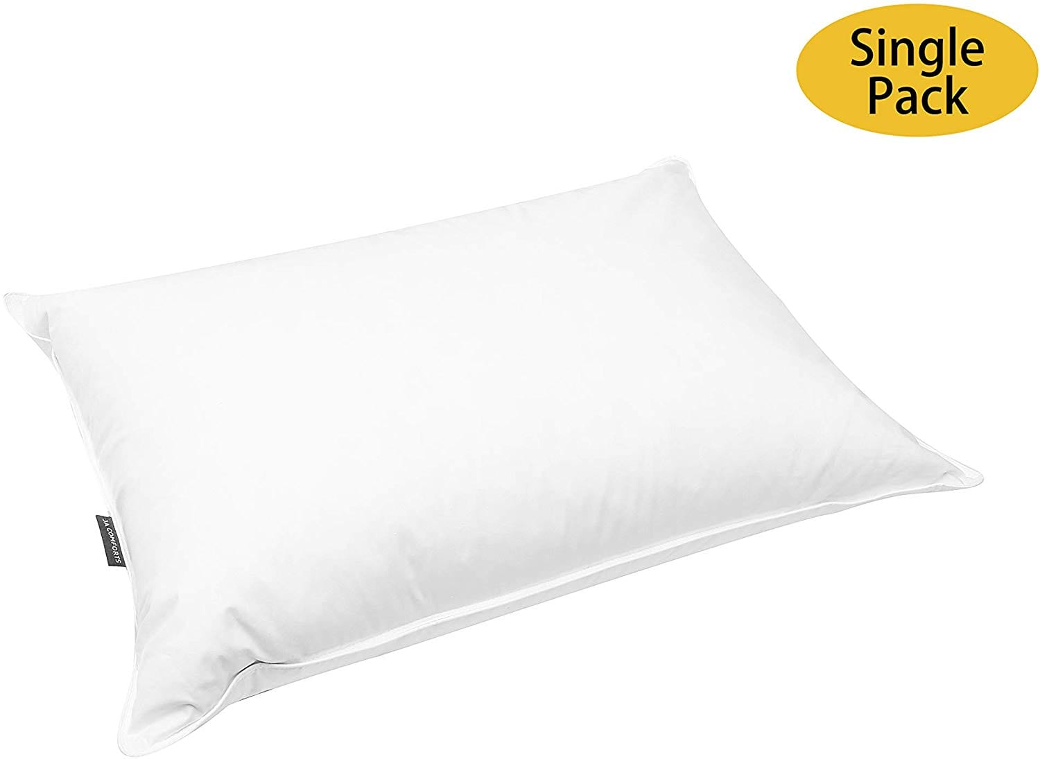 JA COMFORTS best feather pillows review by www.dailysleep.org