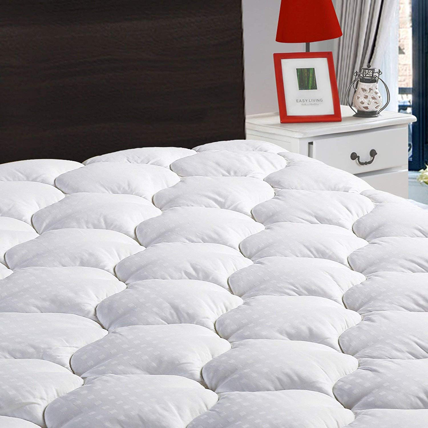 LEISURE TOWN best mattress pad review by www.dailysleep.org