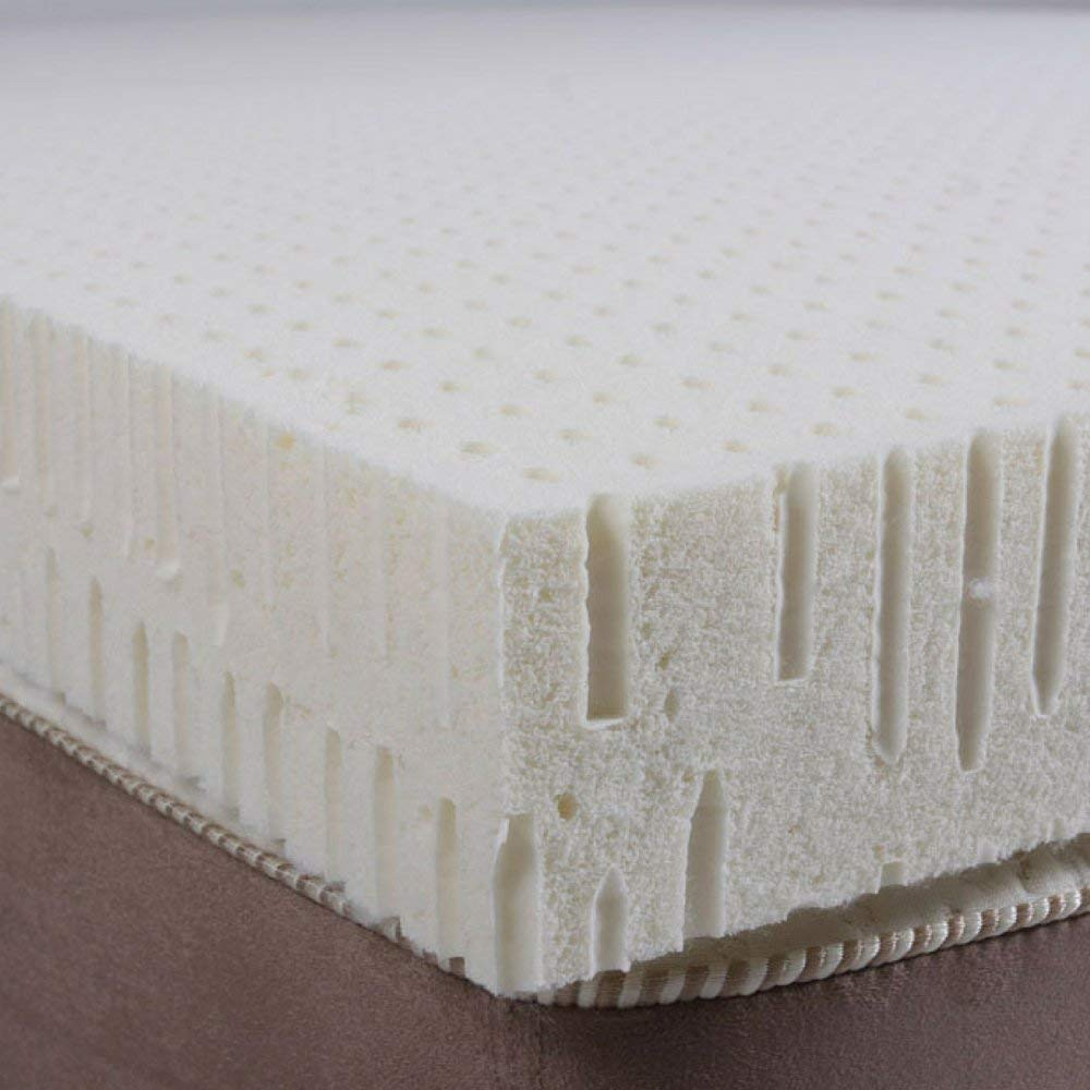 Latex for Less best cooling mattress pad review and buying guide by www.dailysleep.org