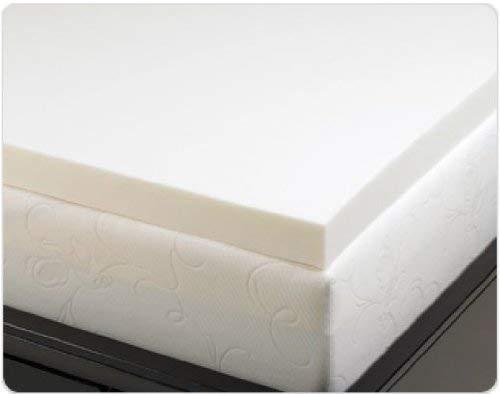 Memory Foam Solutions best firm mattress topper review by www.dailysleep.org