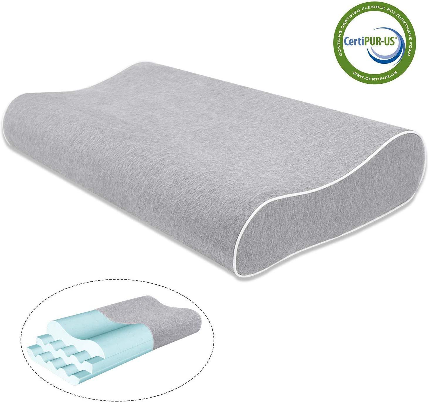 Mugetu Best Flat Pillow review by www.dailysleep.org