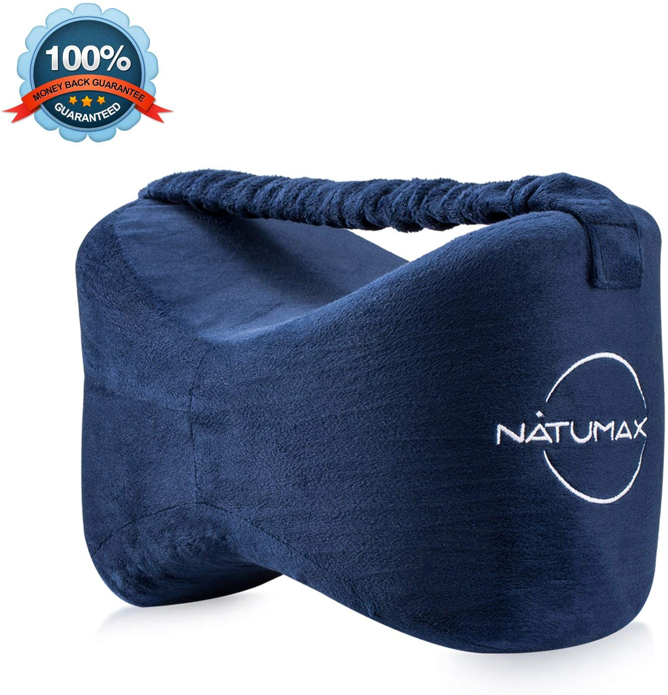 NATUMAX Best Knee Pillow review by www.dailysleep.org