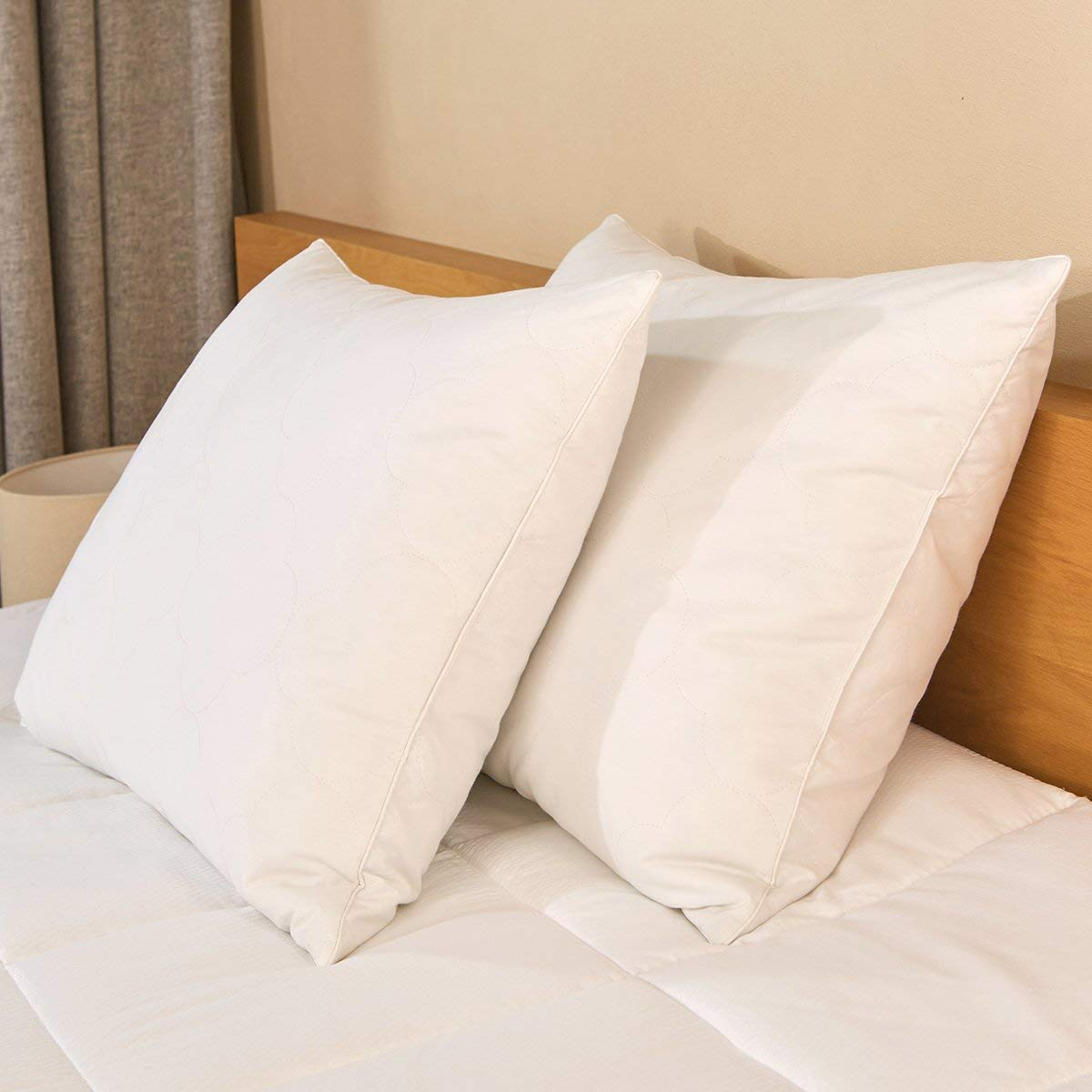 PEACE NEST best feather pillows review by www.dailysleep.org