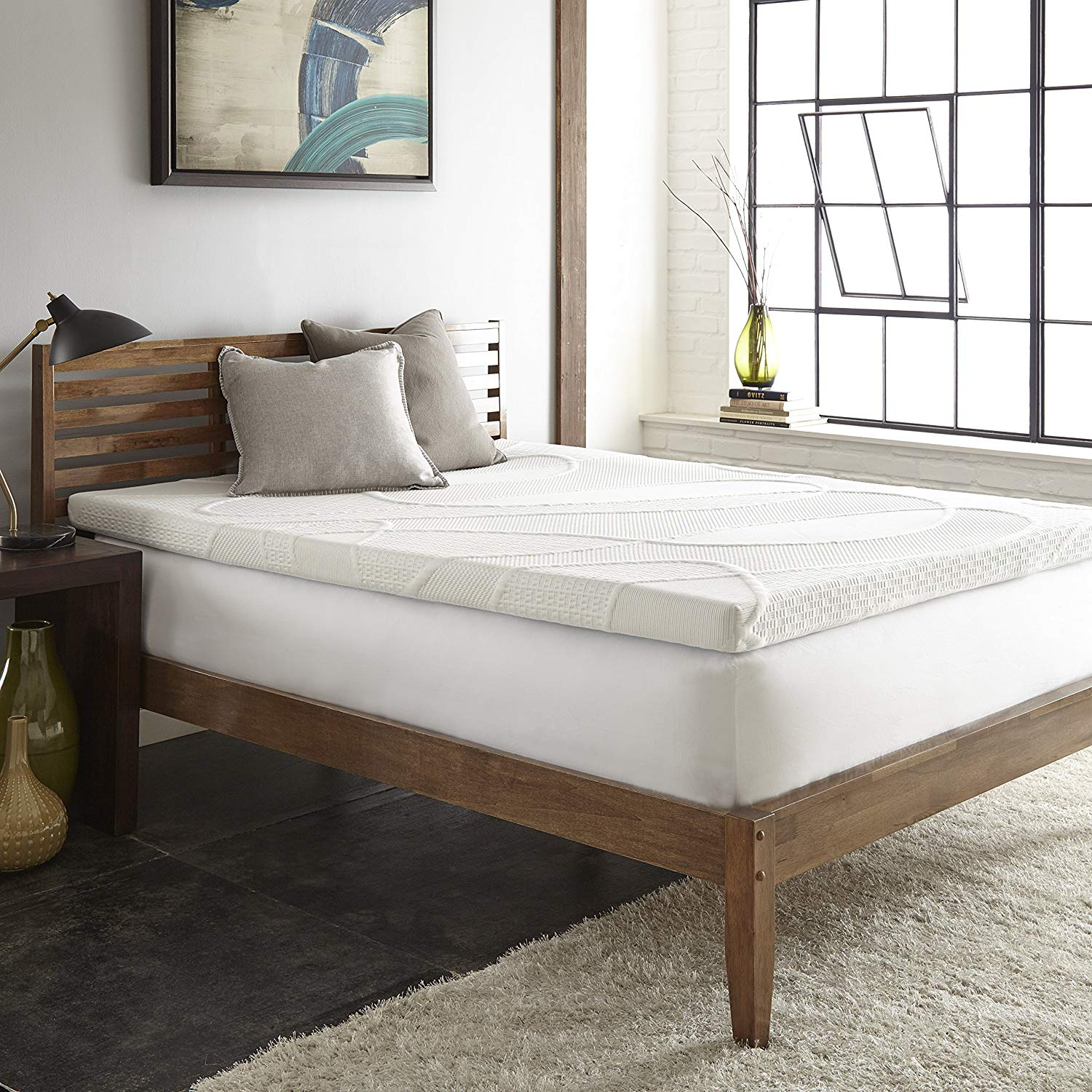 Perfect Cloud Best Mattress Topper for Side Sleepers review by www.dailysleep.org