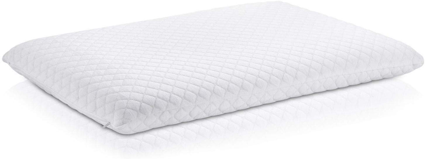 Perfect Soft Best Flat Pillow review by www.dailysleep.org