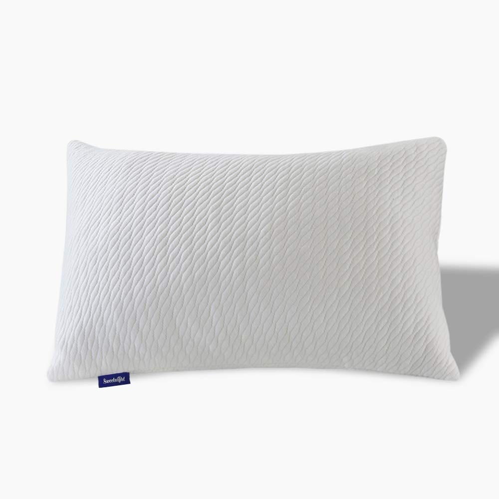 Sweetnight shredded memory foam pillow review and buying guide by www.dailysleep.org
