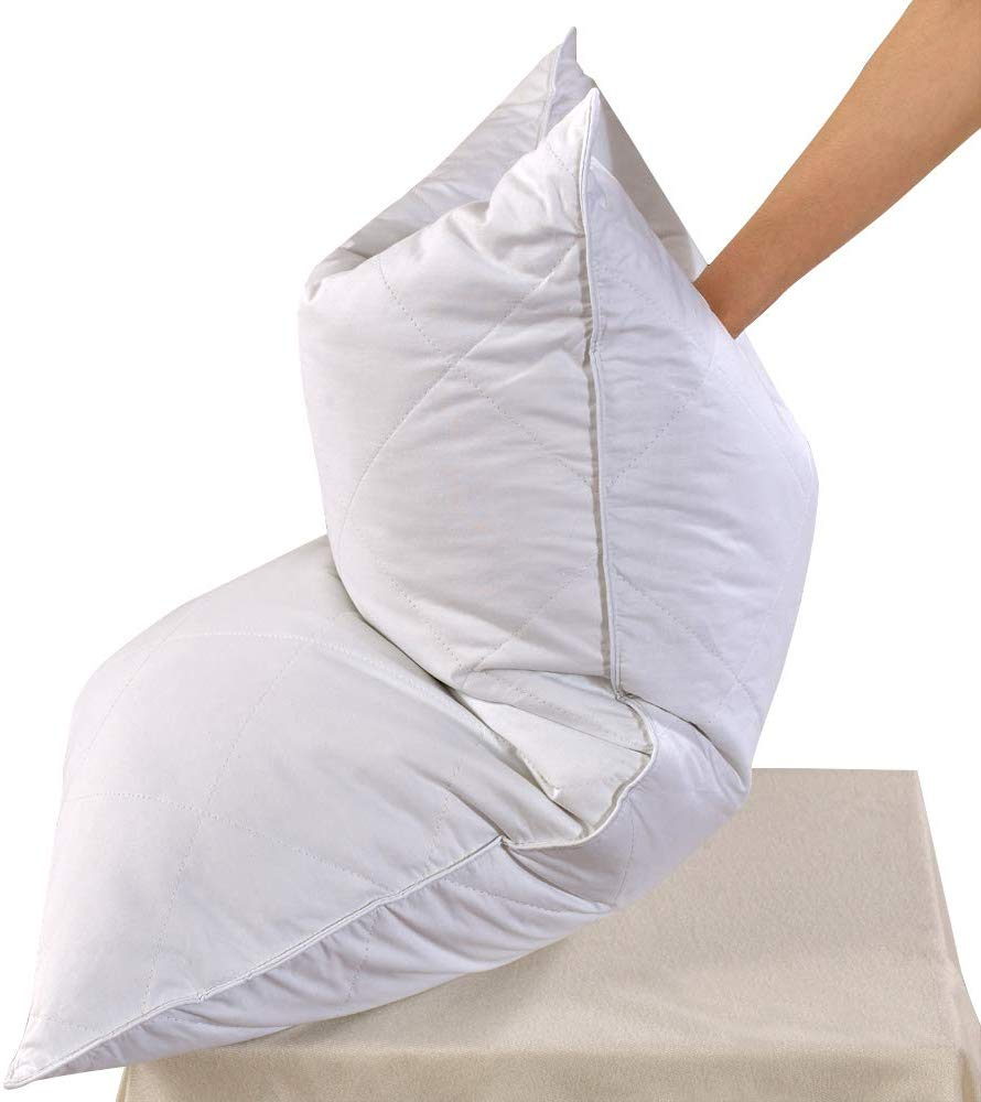 Three Geese best feather pillows review by www.dailysleep.org