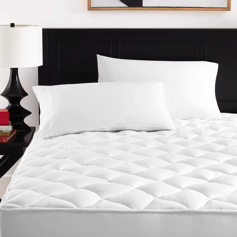 Zen Bamboo bamboo mattress topper review by www.dailysleep.org