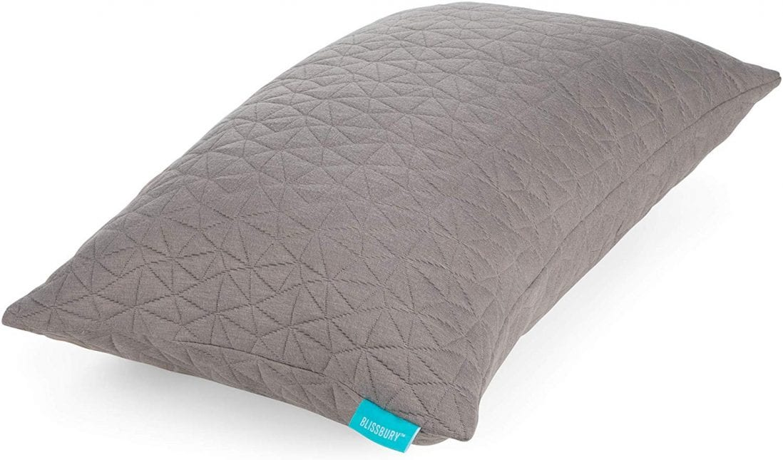 BLISSBURY Water Pillow review by www.dailysleep.org