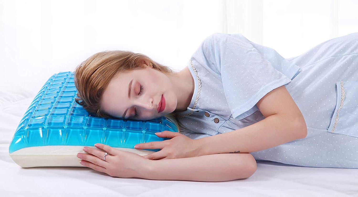 Best Cool Gel Pillow Reviews and Buying Guide by www.dailysleep.org