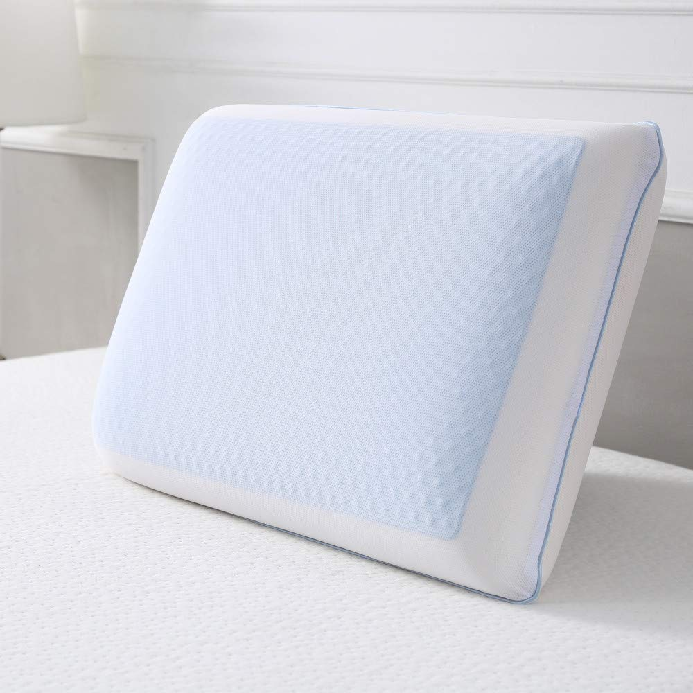 Classic Brands Cool Gel Pillow review by www.dailysleep.org