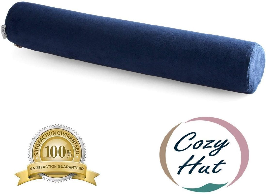 Cozy Hut Best Neck Roll Pillow review by www.dailysleep.org