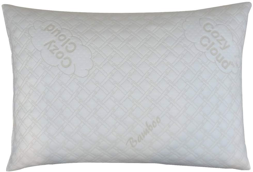 CozyCloud most comfortable pillow review by www.dailysleep.org