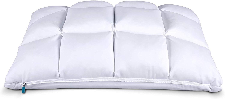 Leesa Cool Gel Pillow review by www.dailysleep.org