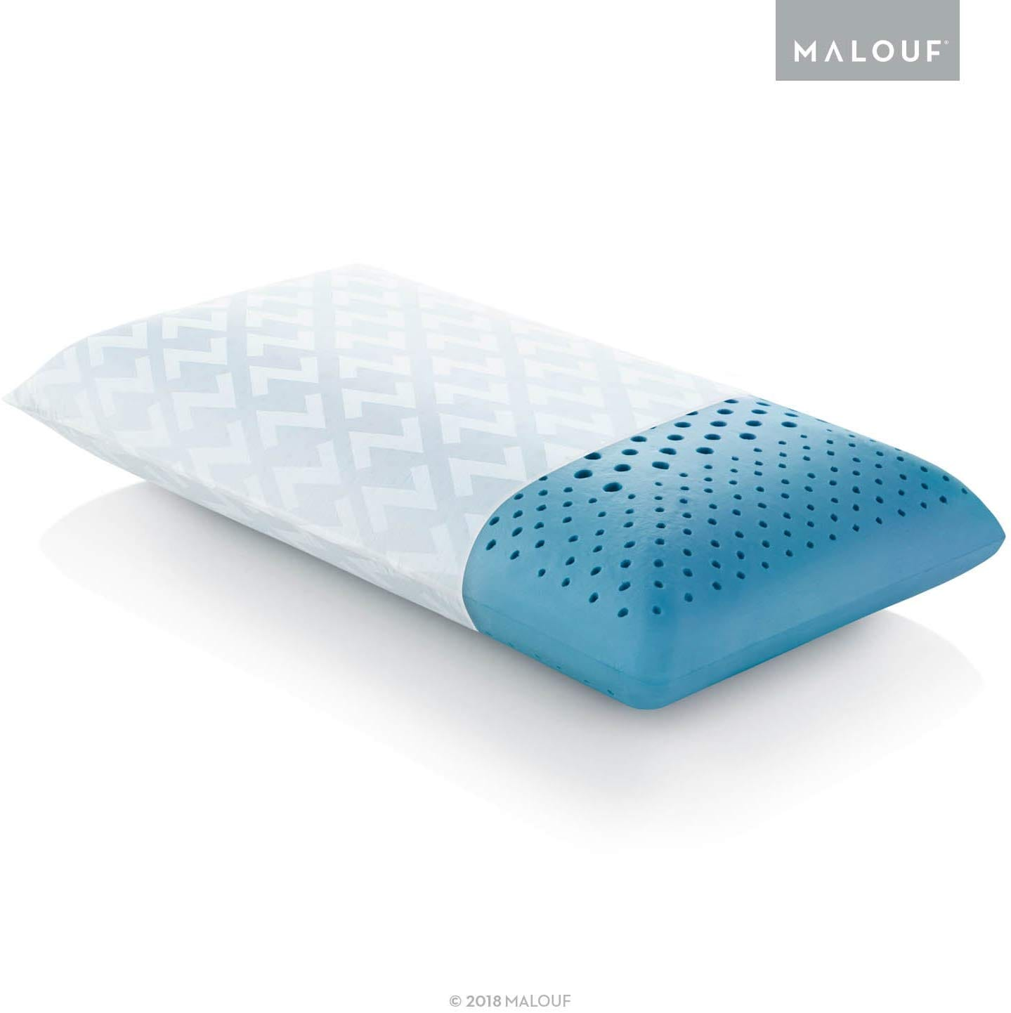 MALOUF best pillows for back pain review by www.dailysleep.org