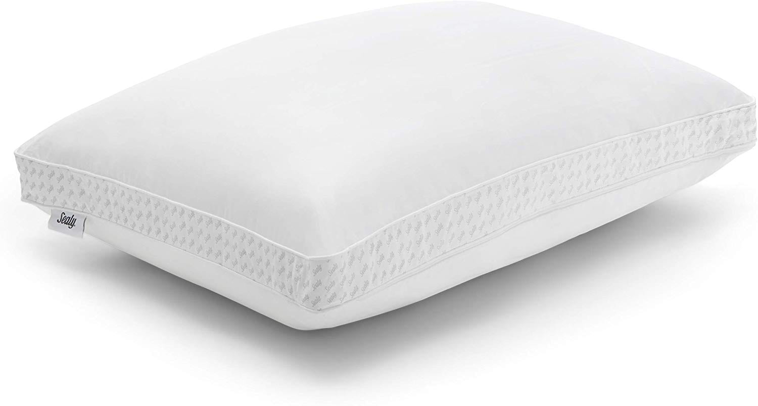 Sealy best firm pillows review by www.dailysleep.org
