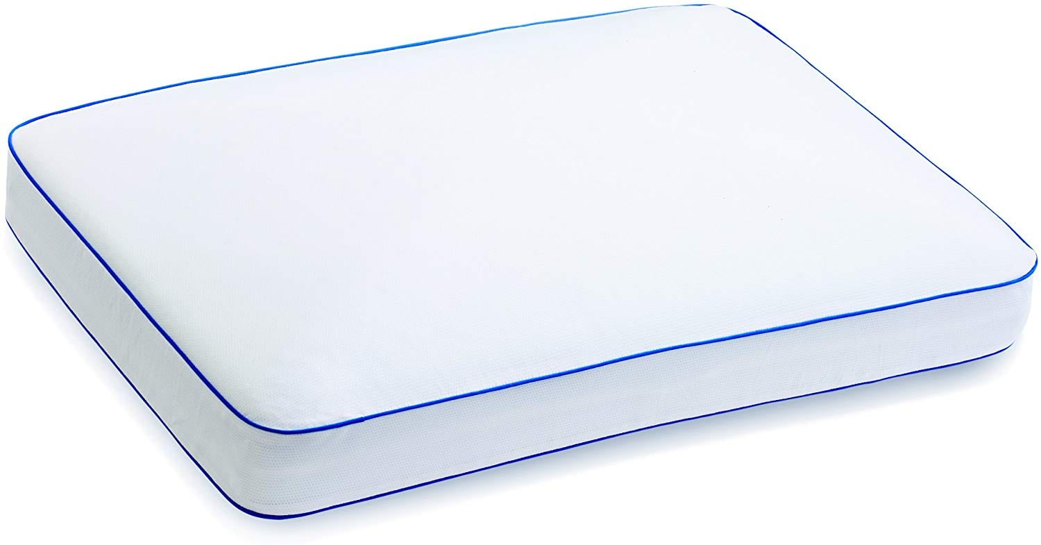 Serta Cool Gel Pillow review by www.dailysleep.org