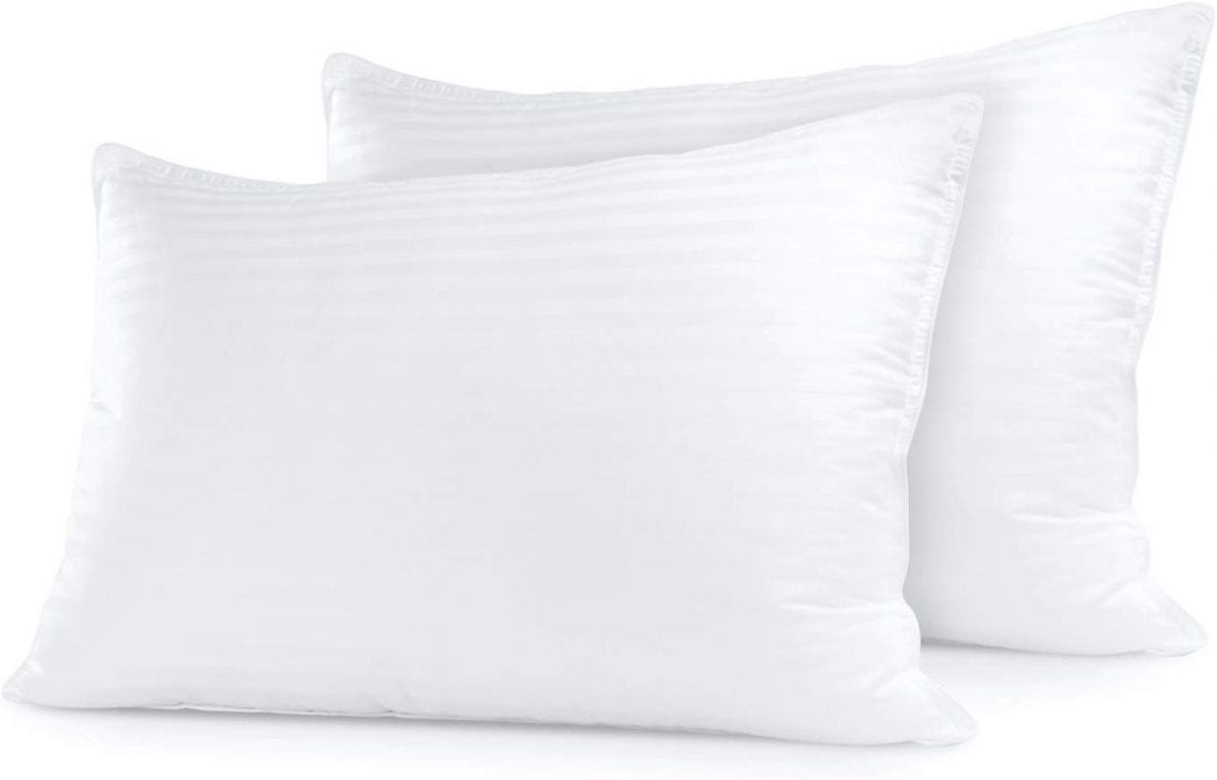 Sleep Restoration most comfortable pillow review by www.dailysleep.org
