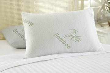 Best Bamboo Pillow Reviews by www.dailysleep.org