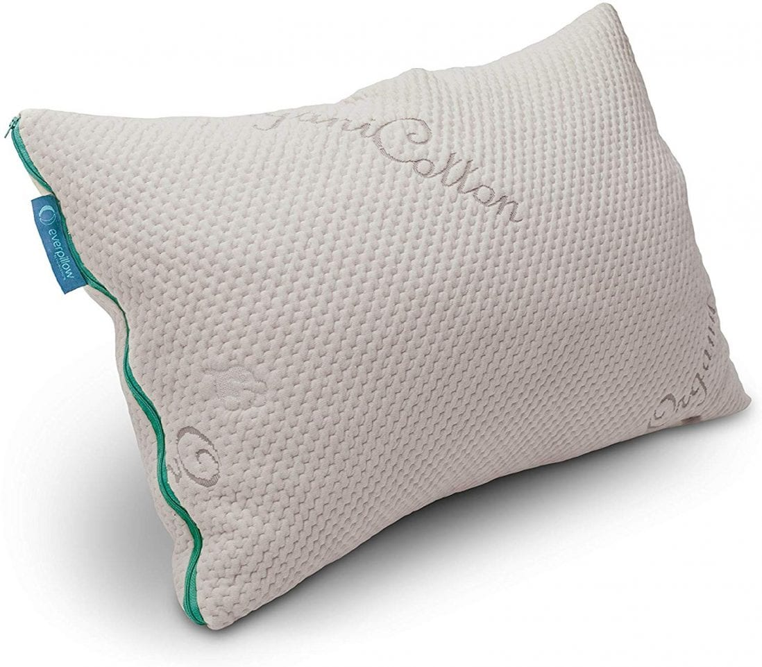 Everpillow best organic pillows reviews and buying guide by www.dailysleep.org