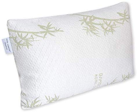 Hotel Comfort bamboo-pillow-reviews by www.dailysleep.org
