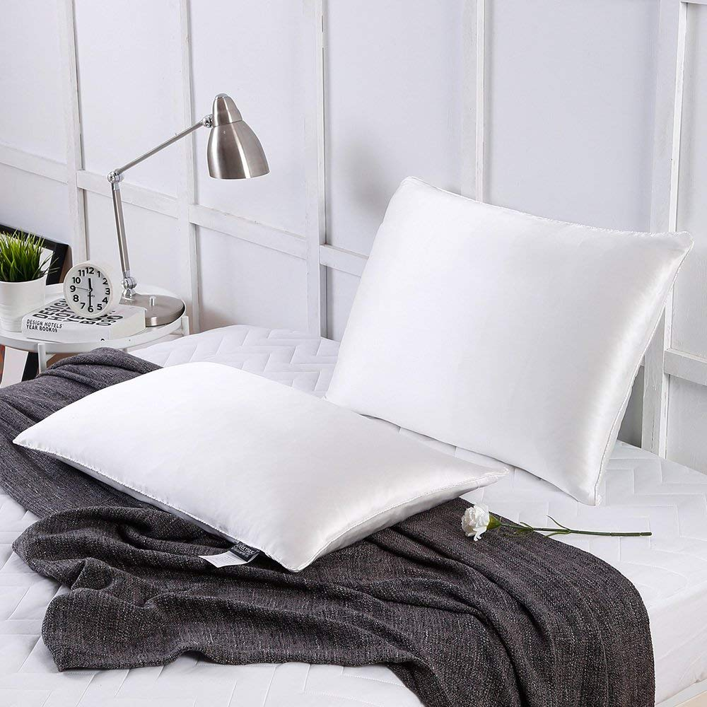 LilySilk best organic pillows reviews and buying guide by www.dailysleep.org