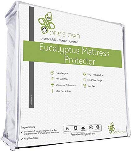 One's Own best waterproof mattress protector review by www.dailysleep.org