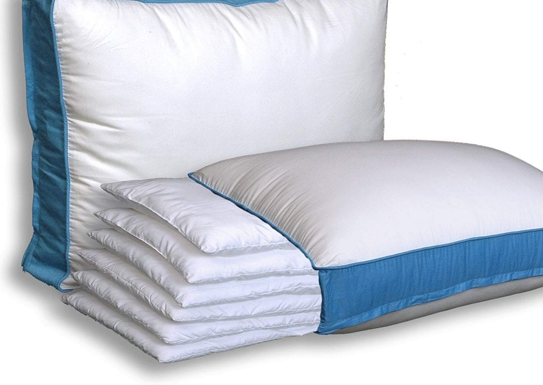 Pancake Pillow best pillow for stomach sleepers review and buying guide by www.dailysleep.org