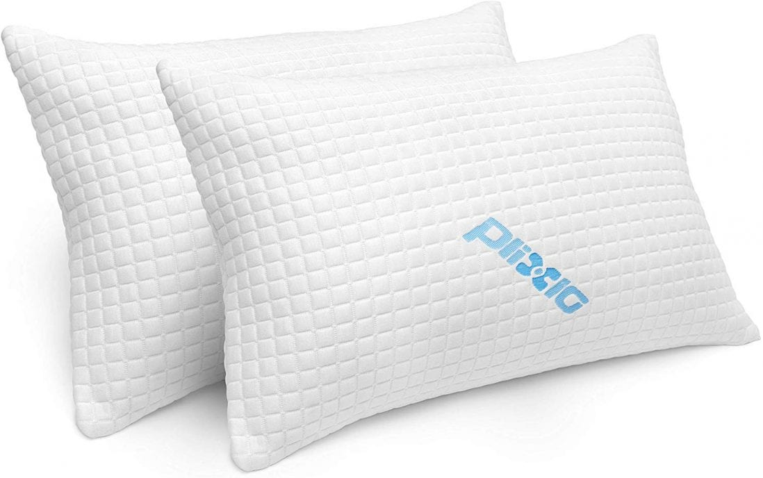 Plixio bamboo-pillow-reviews by www.dailysleep.org
