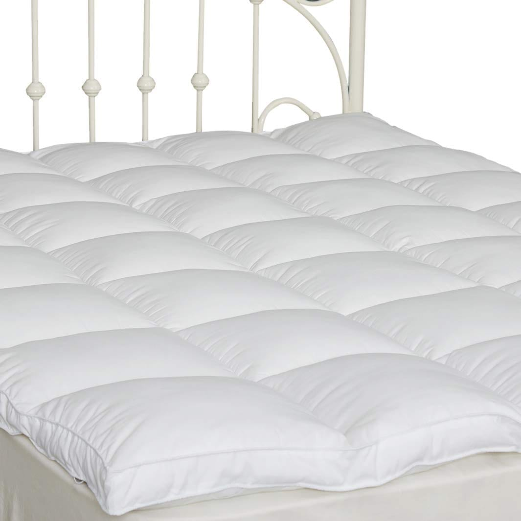 SUFUEE best soft mattress topper reviews by www.dailysleep.org