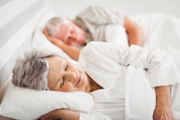 Sleeping Tips for Older Adults by www.dailysleep.org